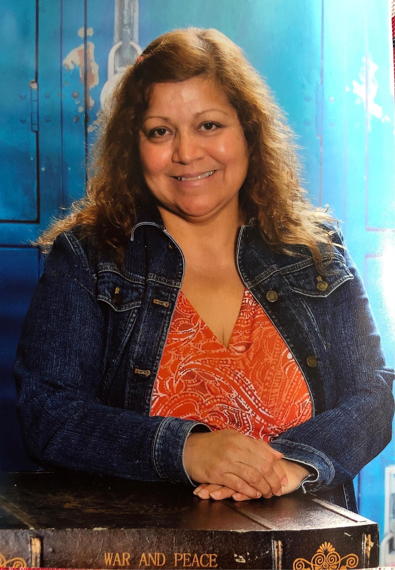 Mrs. Garcia