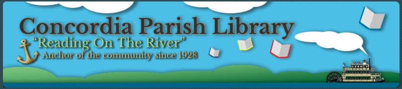 Concordia Parish Library Featured Photo