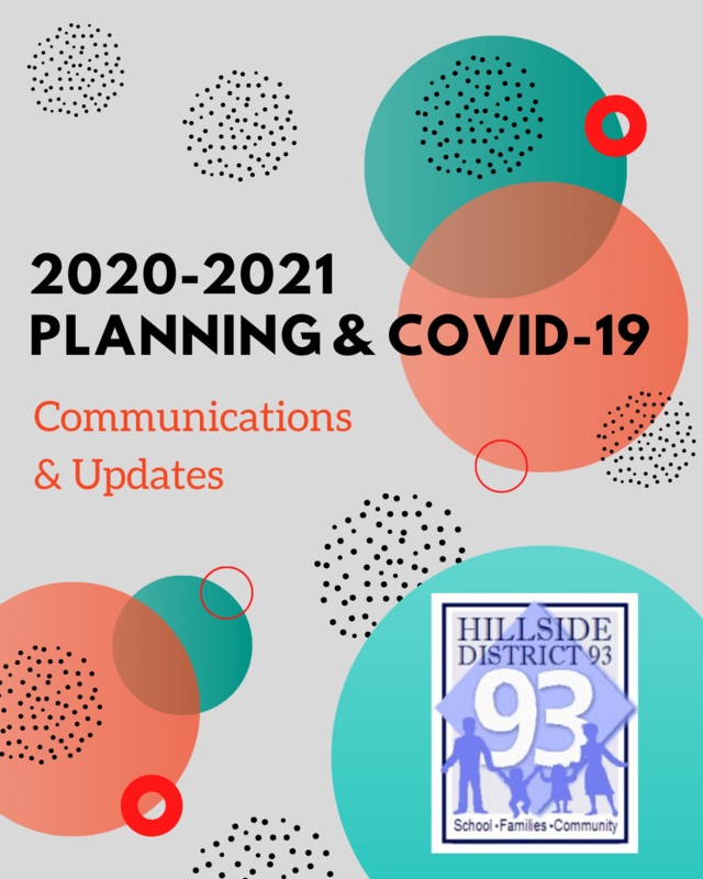 For the latest communications, please visit our COVID-19 & Planning Information page under Our District section.