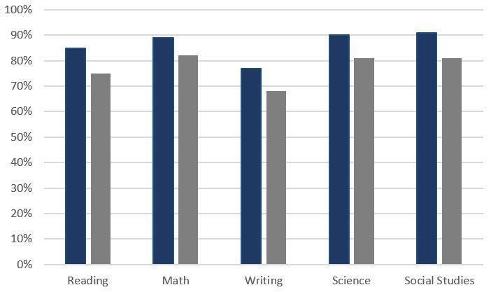 STAAR 2018-2019 exam results