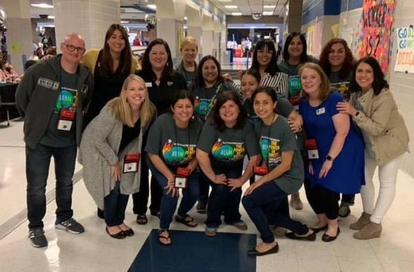 Twenty-two members of the White Settlement ISD team recently attended the Bilingual/ESL Education Association of the Metroplex (BEAM) Symposium.