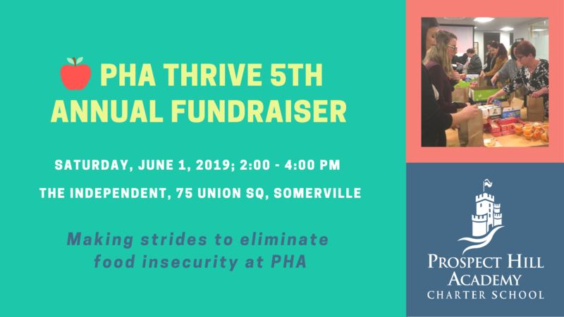 PHA Thrive 5th Annual Fundraiser June 1st Featured Photo