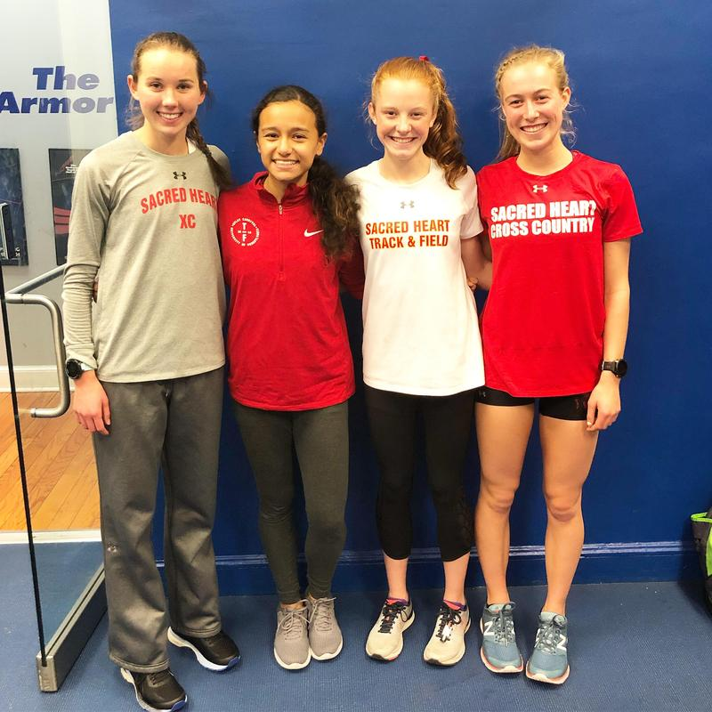 SHA Runners Rank High in Track and Field Featured Photo