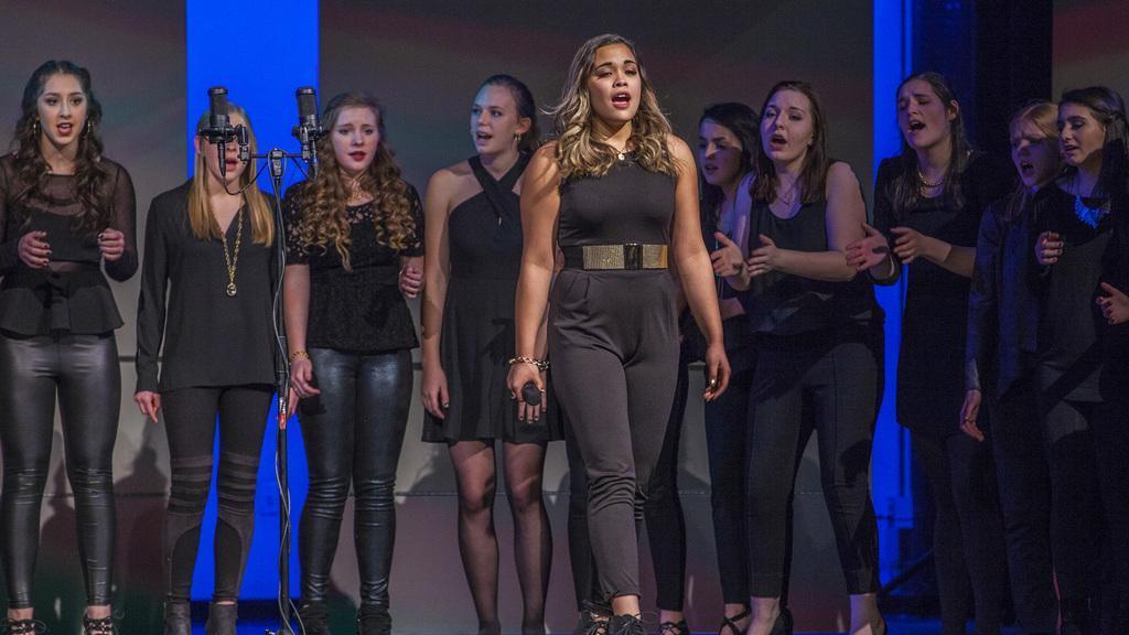 Trebels a cappella group