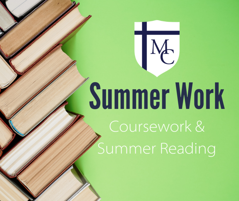 Summer Reading and Assignments Thumbnail Image