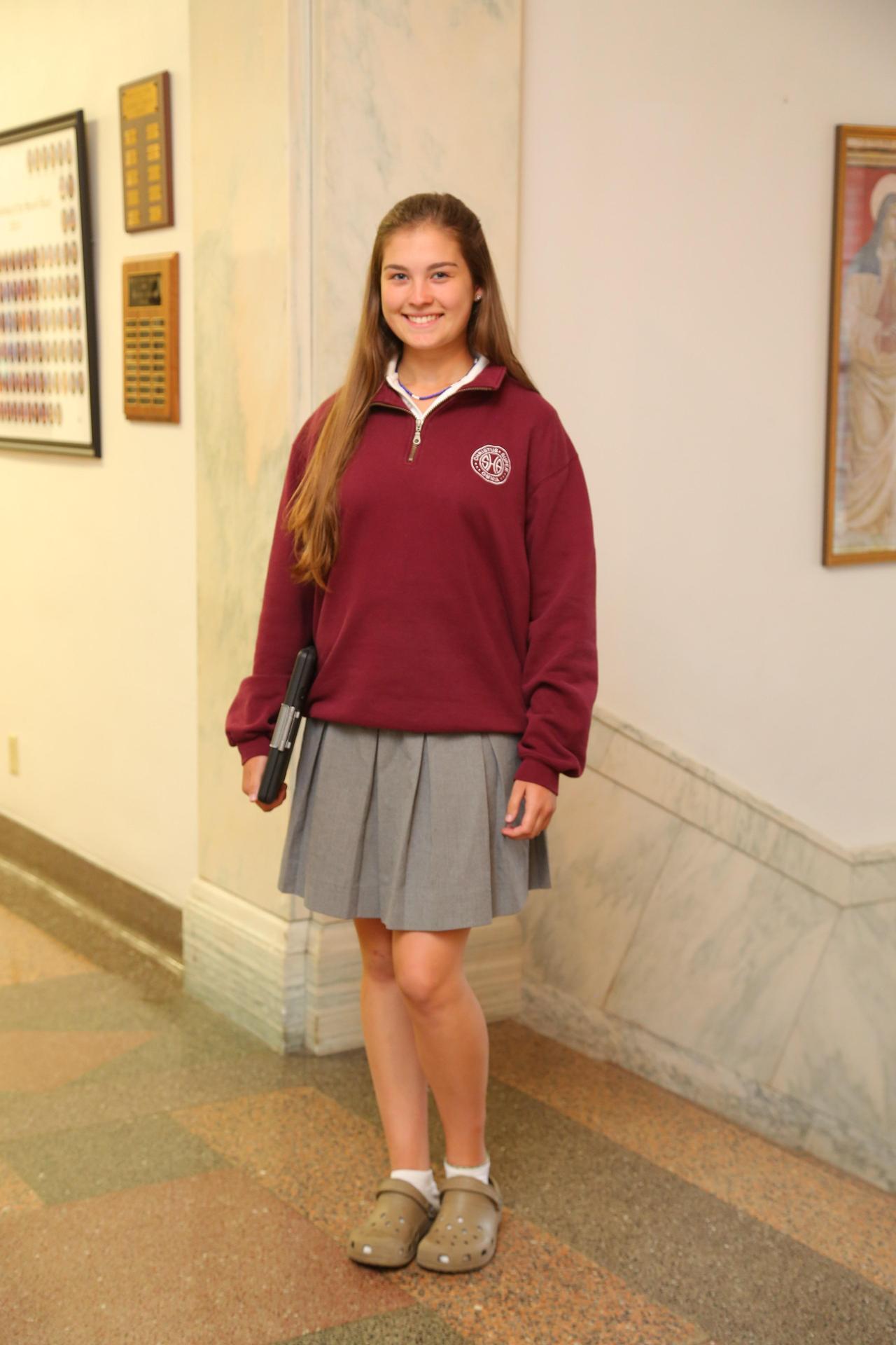 f3d83aca3e5 Uniforms Dress Code – Student Portal – Buffalo Academy of the Sacred ...