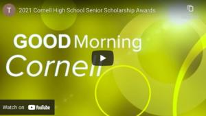 Scholarship Awards Video