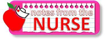 Notes from nurse