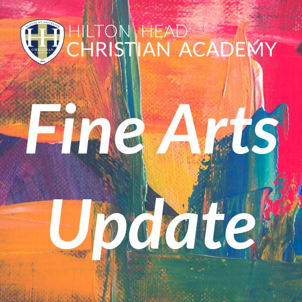 Fine Arts Update Featured Photo