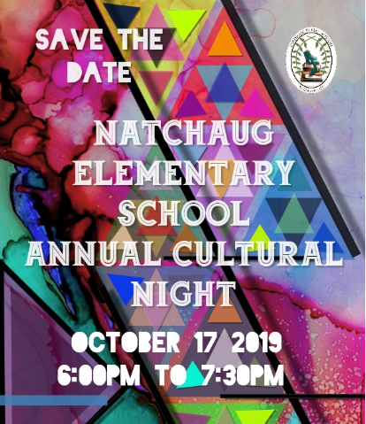 Save The Date! Natchaug School Cultural Night Thumbnail Image