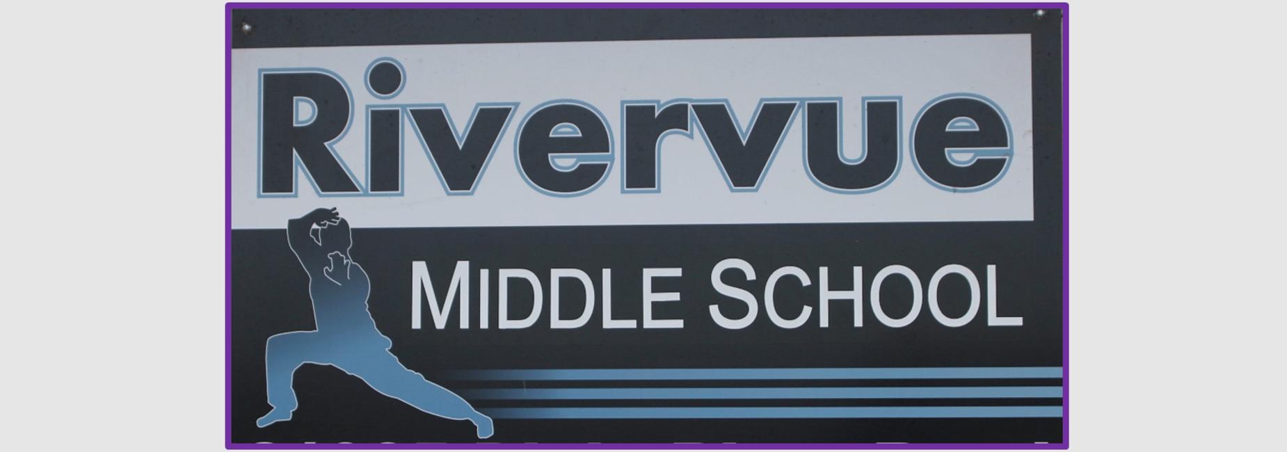 Rivervue sign