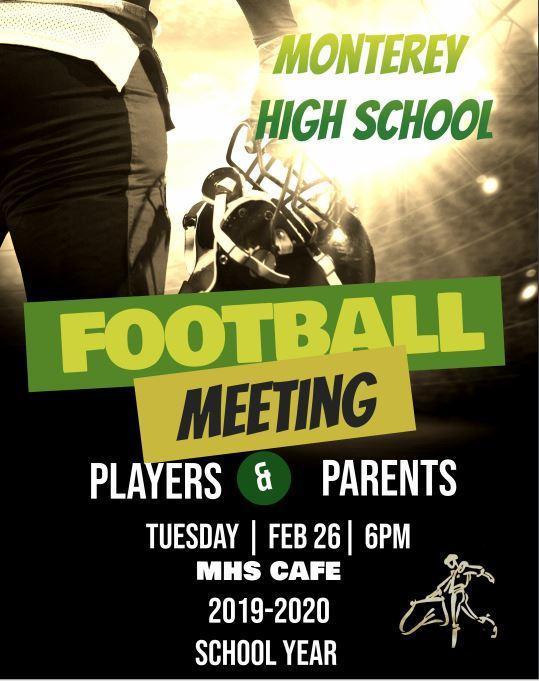 Football Meeting