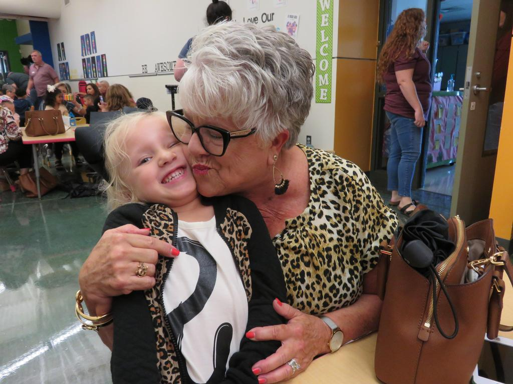 Grandparents Day at ECC