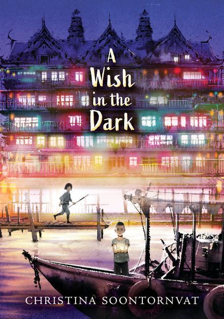 Wish in the Dark Cover