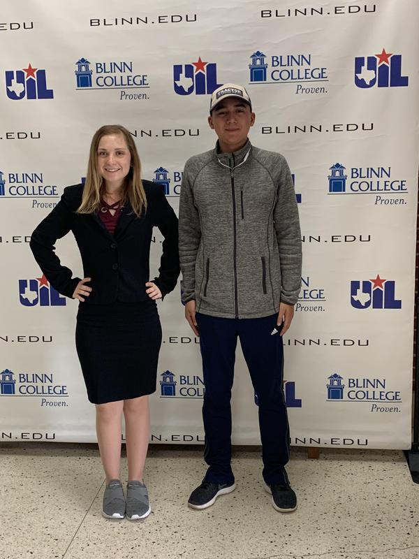 UIL Competition at Blinn College Thumbnail Image