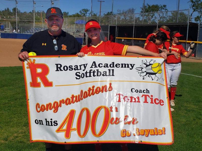 Coach Tice hits a career milestone! Featured Photo