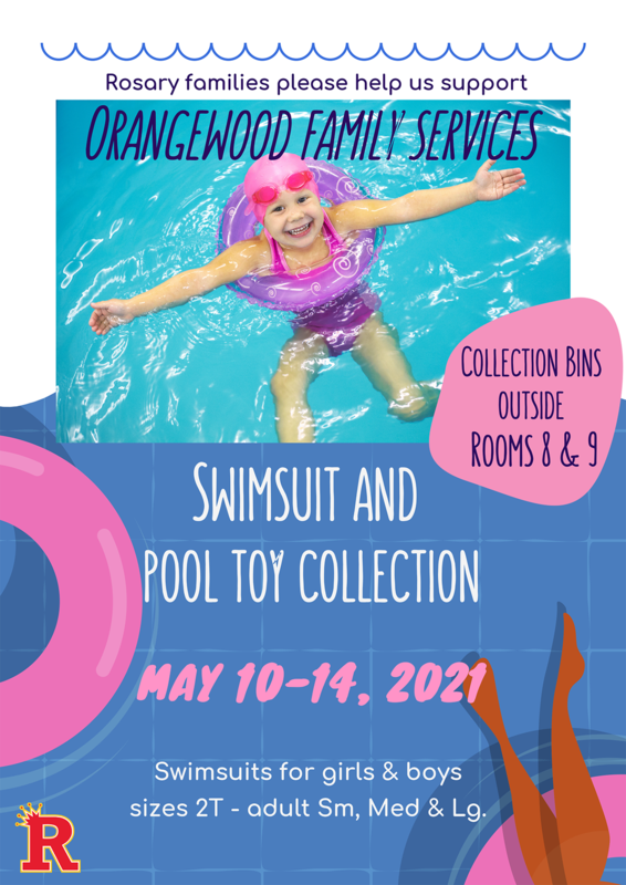 Swimsuit & Pool Toy Collection Drive Featured Photo