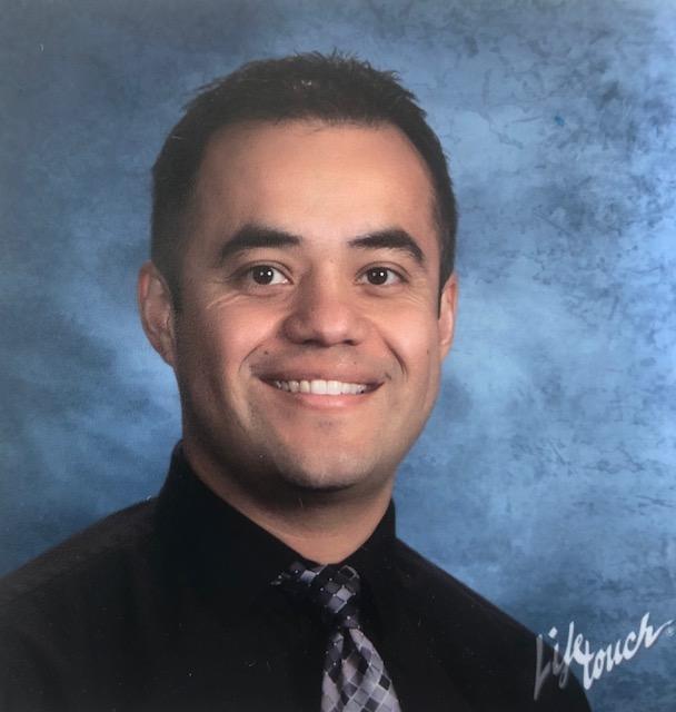 Mr. Salas-Principal