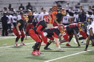 Hemet HS Football vs North