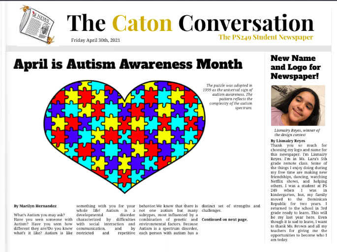 The Caton Conversation, Issue #2