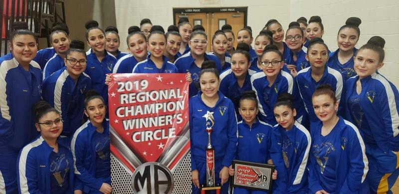 Tigerettes are Victorious at Dance Competition Thumbnail Image