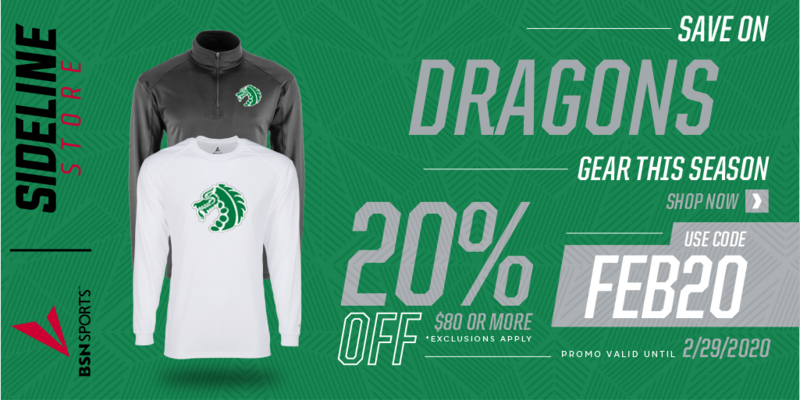 February Sale on the Sideline Store