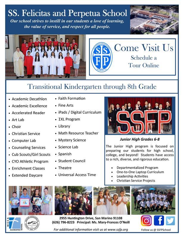 SSFP Marketing Flyer 2019_Junior High come visit us.jpg