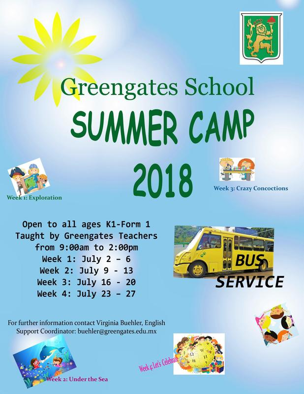 Summer Camp 2018 Featured Photo