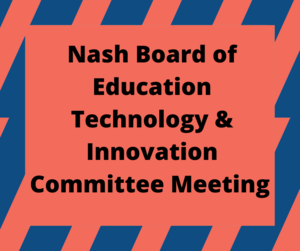 Technology & Innovation Committee Meeting