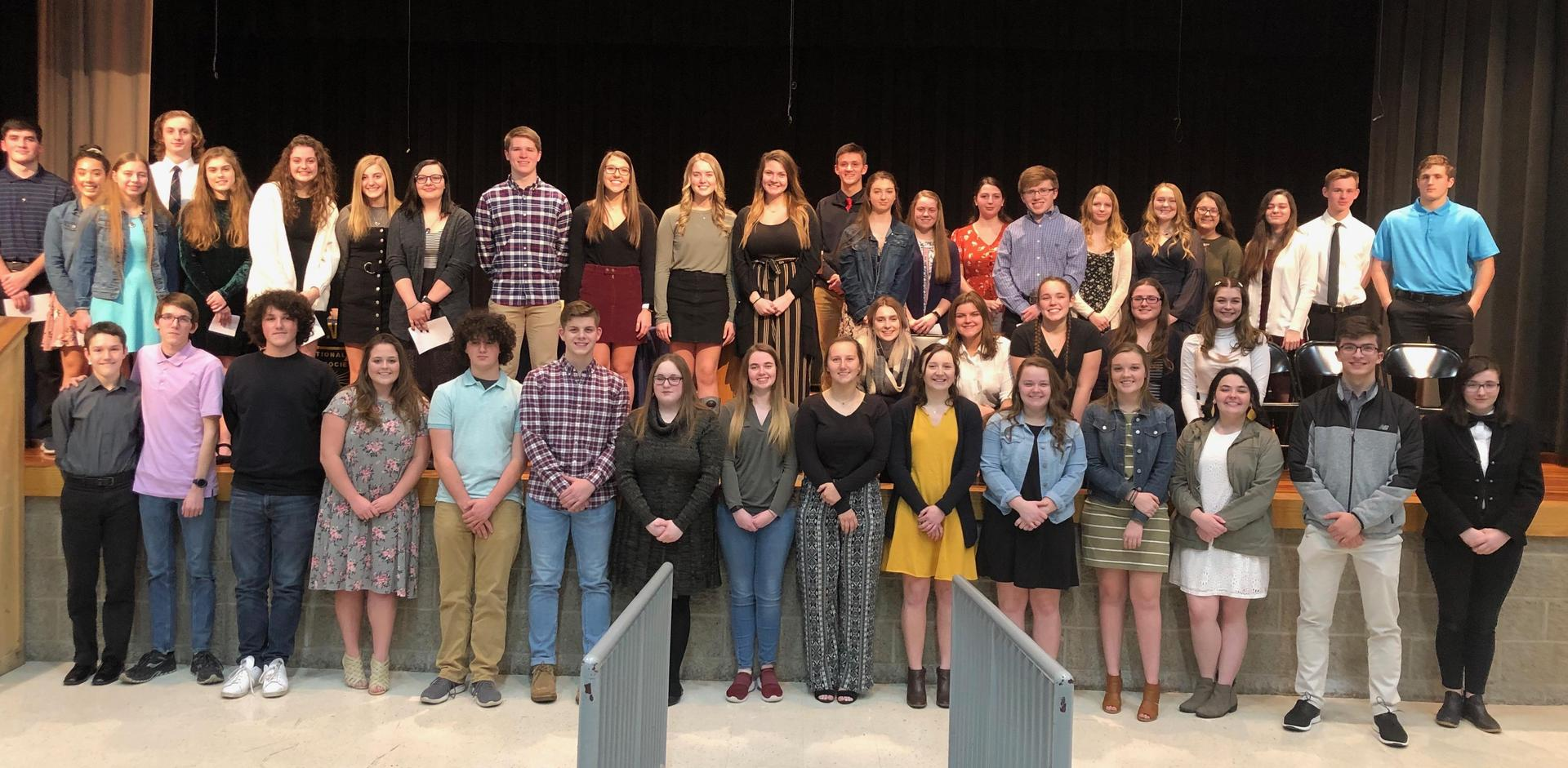 NHS 2020 Induction