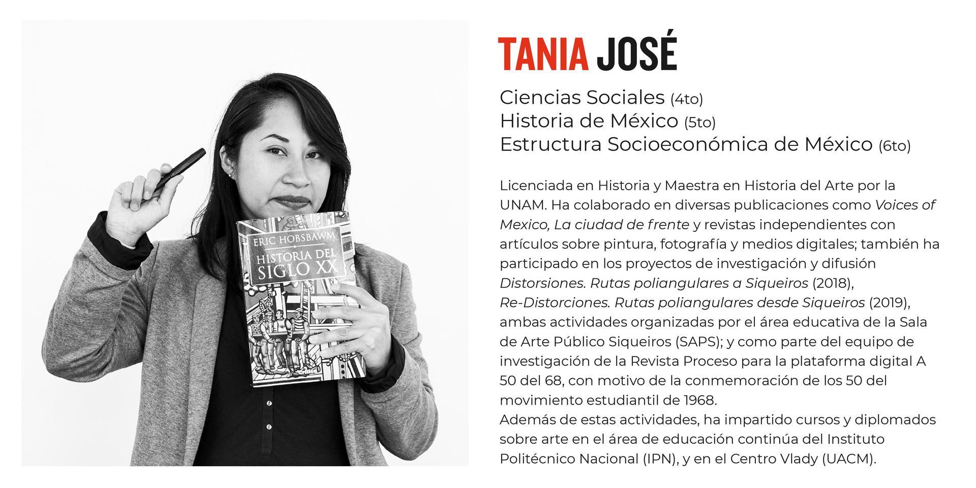 Tania José