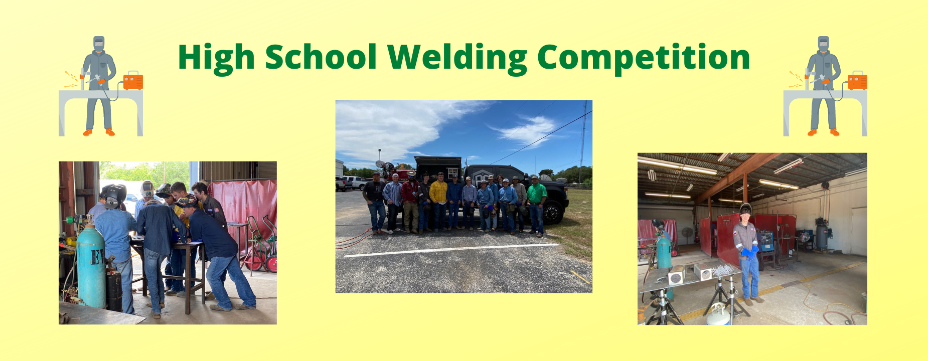 High School Welding Competition