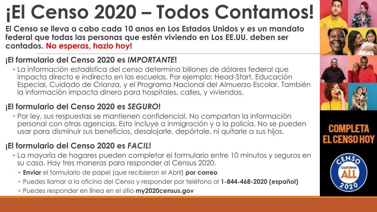 Censo Espanol