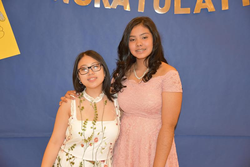 Middle School Students Graduate Featured Photo