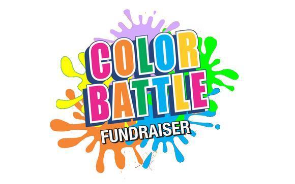 Color battle logo
