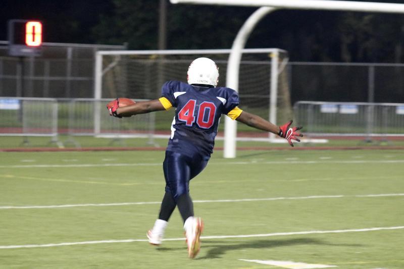 Touchdown !!!
