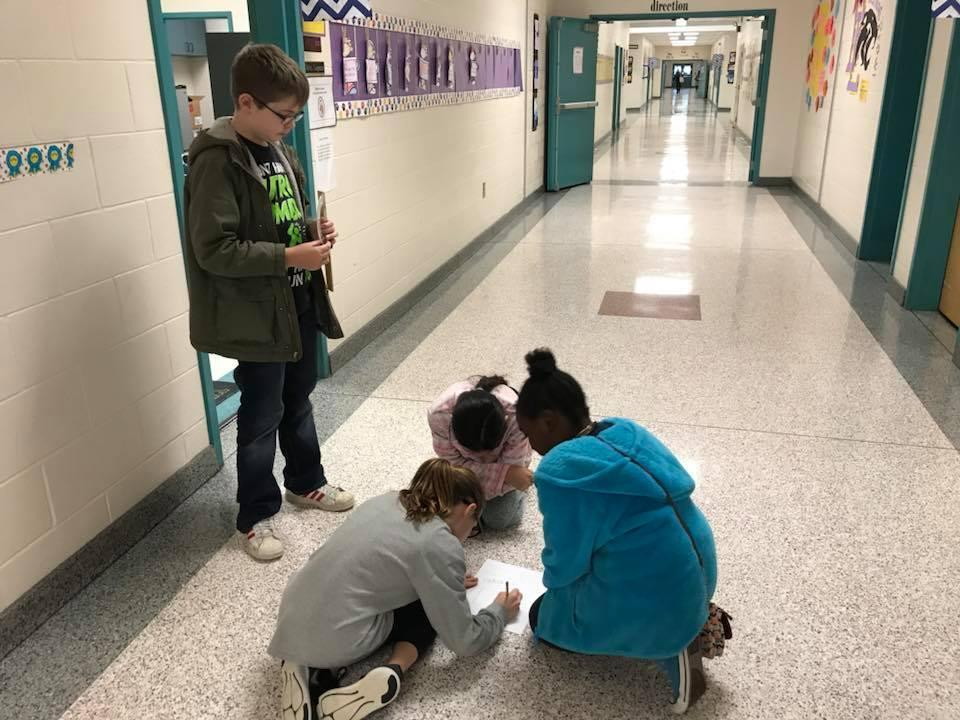 Math Club activities