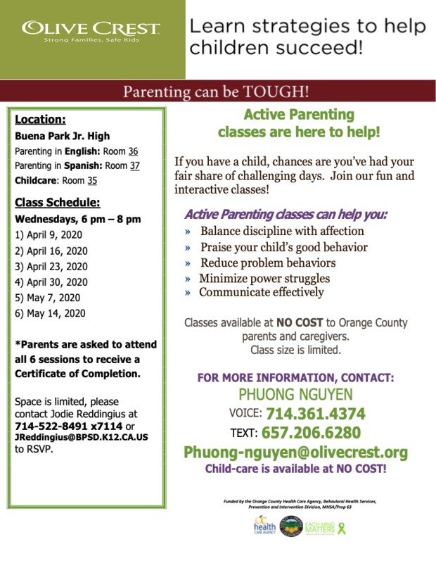 Parent classes
