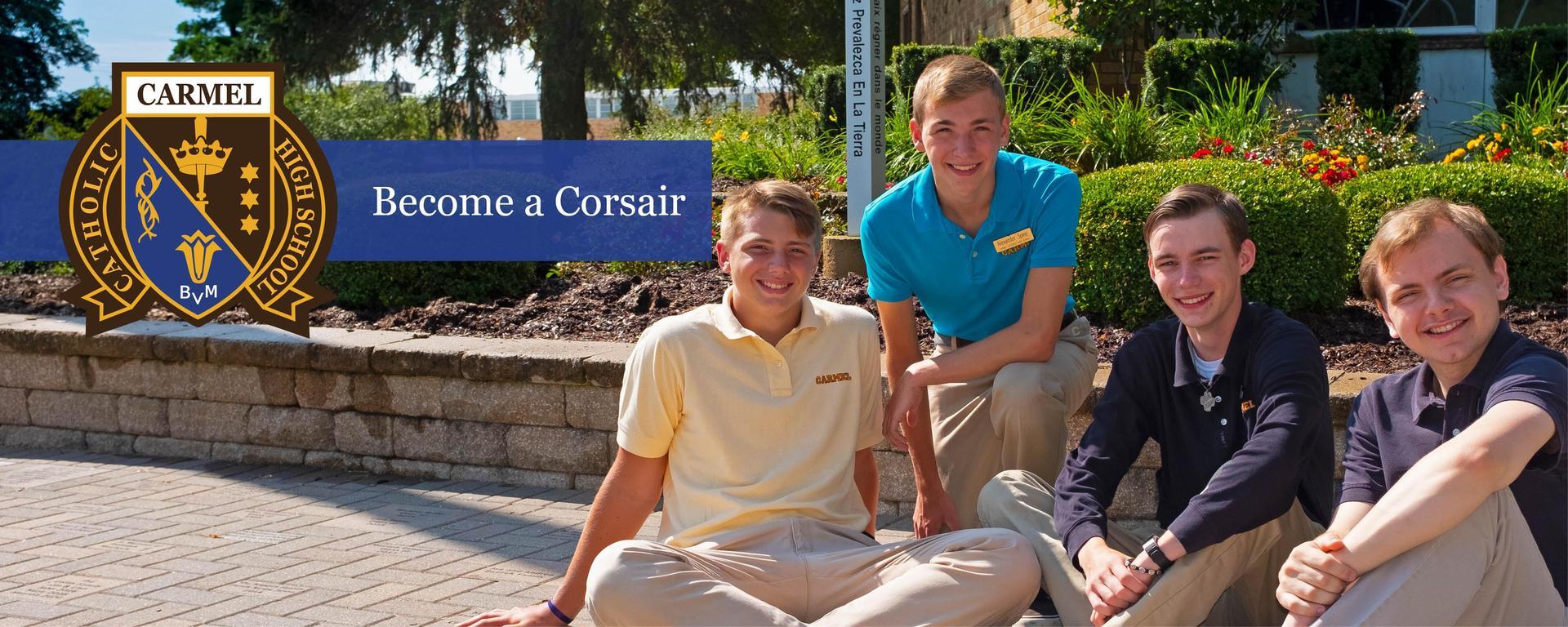 Become a Corsair