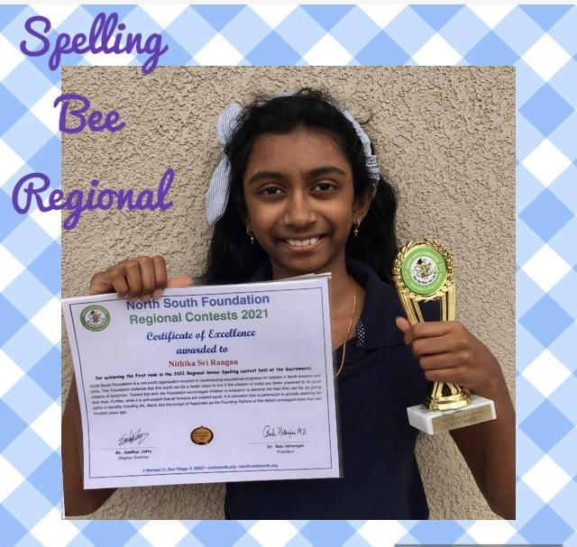 Brookfield 5th Grade Superspeller Wins Another Spelling Bee Thumbnail Image