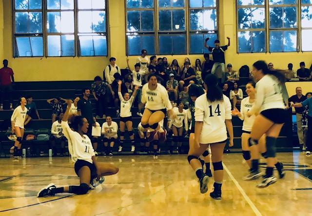Girls Volleyball to Host CIF Wildcard Match Featured Photo