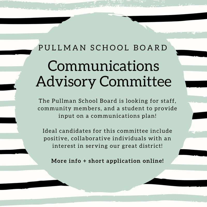 School Board Seeking Applicants for Communications Advisory Committee Thumbnail Image