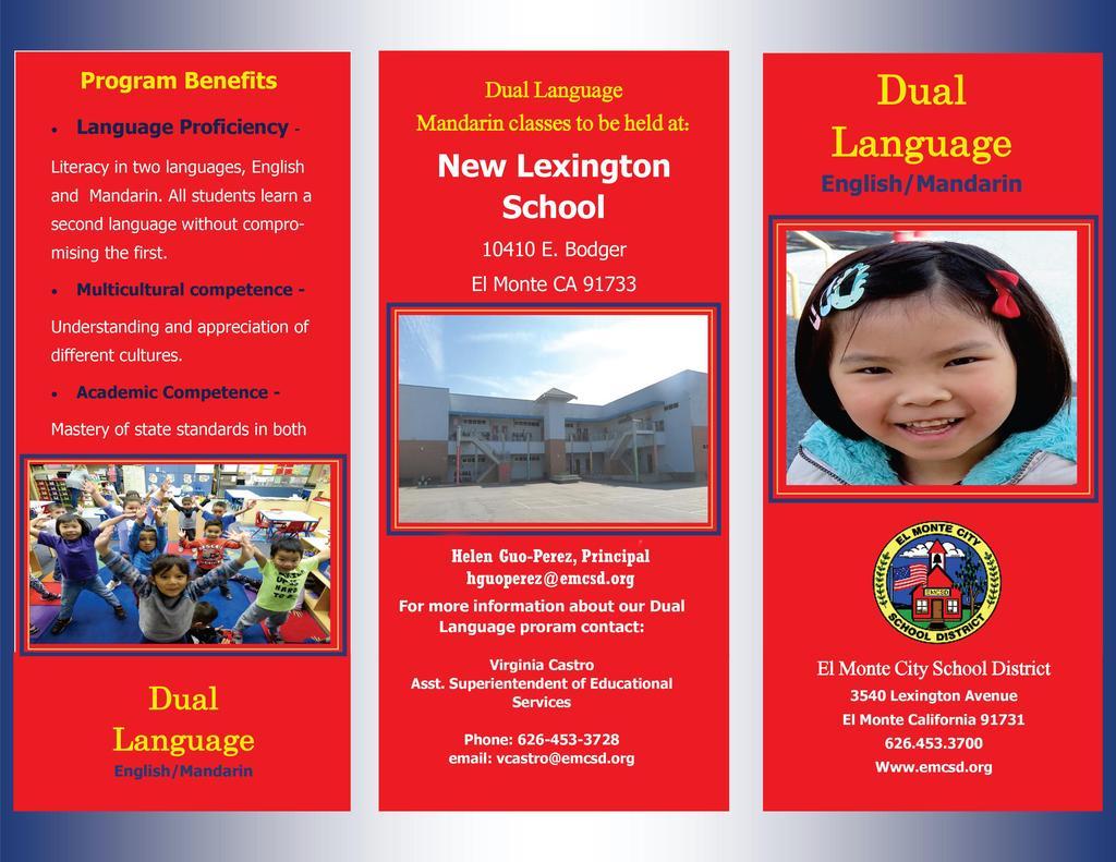 Mandarin Dual Language