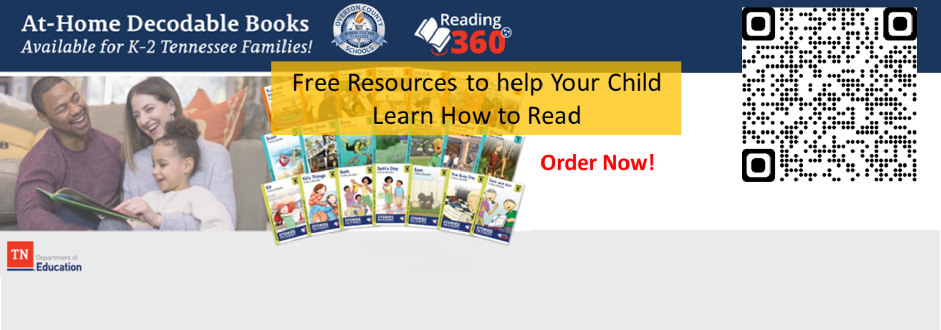 free resources to help your child learn to read