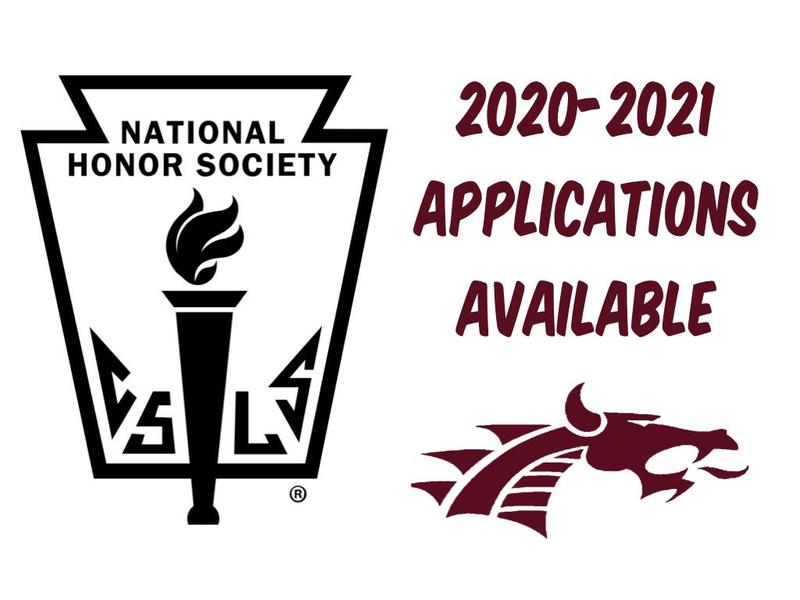 National Honor Society Applications AVAILABLE Featured Photo