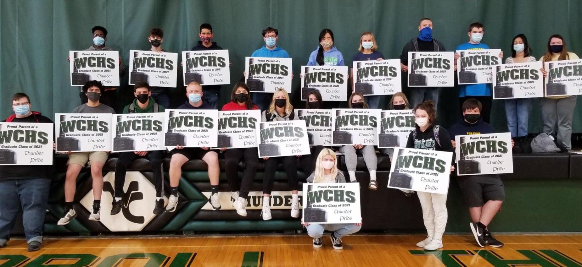 HS senior signs