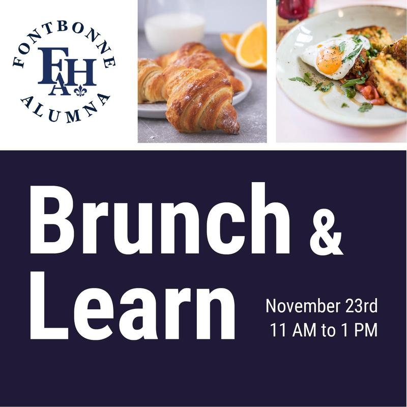 ALUMNAE BRUNCH AND LEARN Thumbnail Image