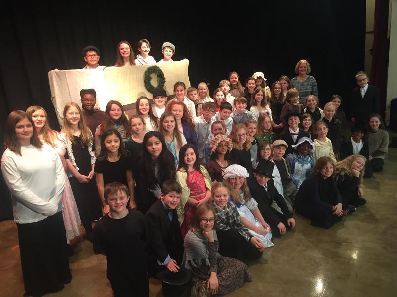 Dickens Cast