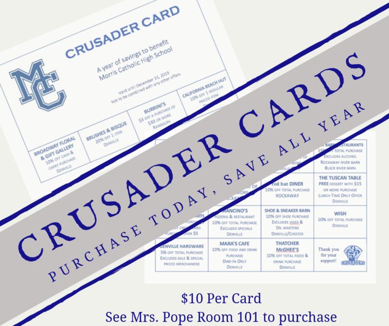 Crusader Cards On Sale Thumbnail Image