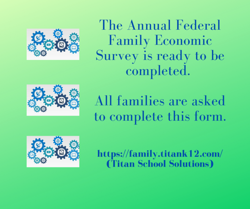 Federal Family Economic Survey Link